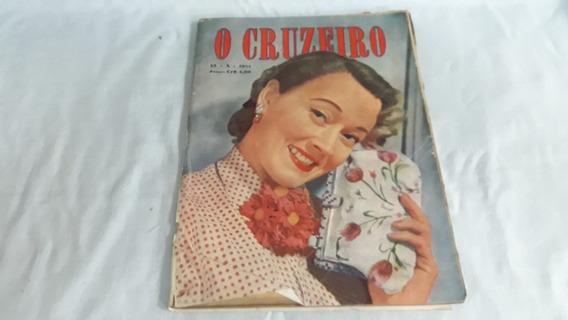 O Cruzeiro 13/10/51 Sulamericano Voley/fotos Do Rio Antigo