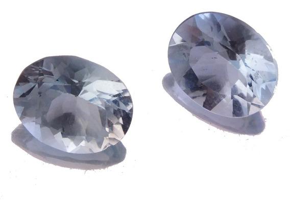 Topazio Par Pedra Preciosa Natural Fabricação Brinco J19678
