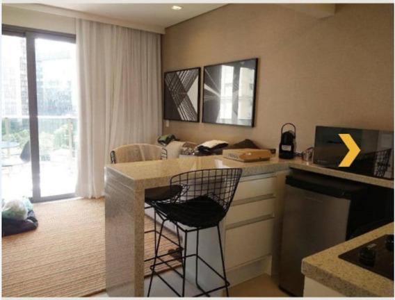 Lindo Residencie Tipo Studio Proximo Ao Shopping Eldorado, Av. Faria Lima, Rebouças E Eusebio Matoso - Sf28195