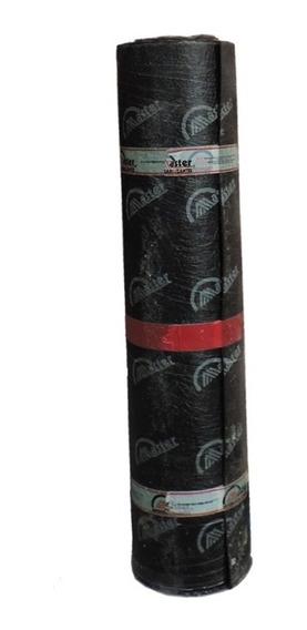 Rollo Impermeabilizante Master Lasser 3.5 Rojo F.v.