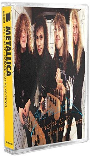 Cassette : Metallica - 5.98 Ep - Garage Days Re-revisited...