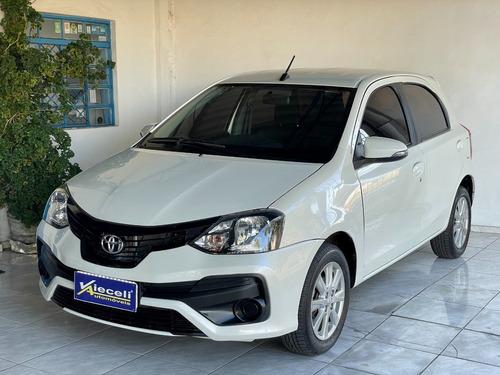 Toyota Etios 1.5 X Plus Automático 2019