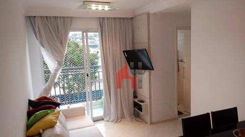 Apartamento À Venda, 50 M² Por R$ 340.000,00 - Ipiranga - São Paulo/sp - Ap0160