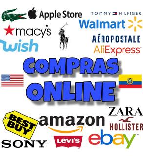 Compras Usa Amazon Ebay