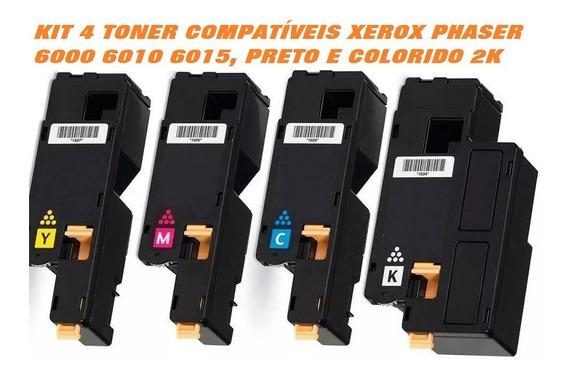 Kit 4un 106r01631 2 3 4 M C K Y Phaser 6000 6010 6015