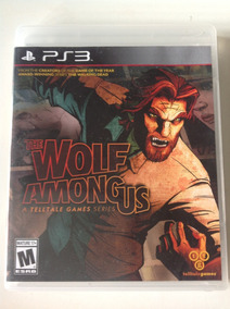 Jogo Ps3 The Wolf Amongos - A Telltale Game Series