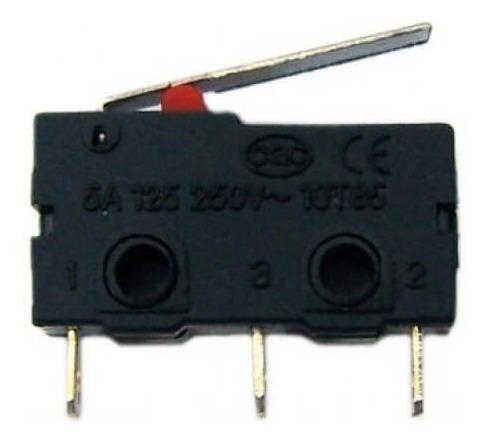 Chave Fim De Curso Para Arduino 18mm 125/250v