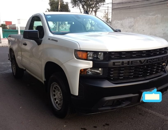 Chevrolet Silverado 4.3 2500 Cab Ext Ls V6 4x2 At 2019
