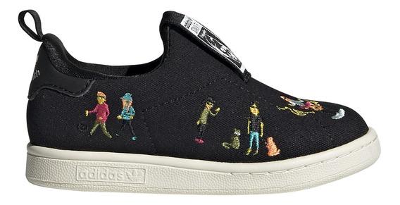 Zapatillas adidas Originals Moda Stan Smith 360 I Bebe Ng