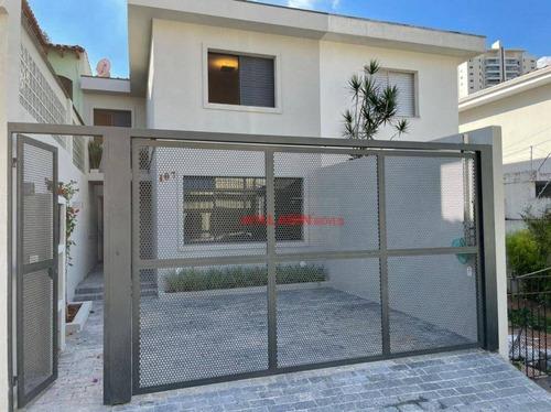Imagem 1 de 30 de #=casa Com 3 Dormitórios E 5 Banheiros À Venda, 108 M² Por R$ 1.080.000 - Ca0629