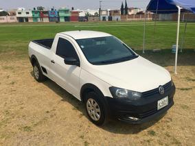 Volkswagen Saveiro Excelente Unico Dueño Factura De Agencia