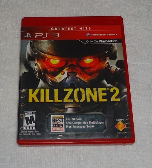 Killzone 2 Goty Ps3 Portugues ** Leia