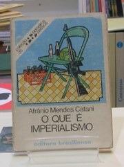 O Que É Imperialismo Afrânio Mendes Cat