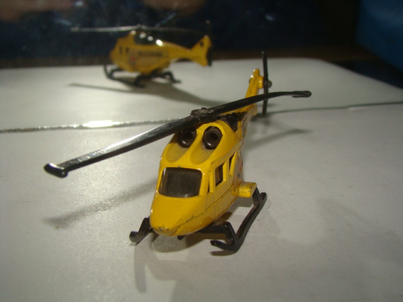 Matchbox Skybuster Helicóptero Rescue B911