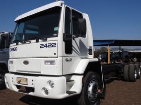 Ford Cargo 2422 Truck Reduzido Super Conservado