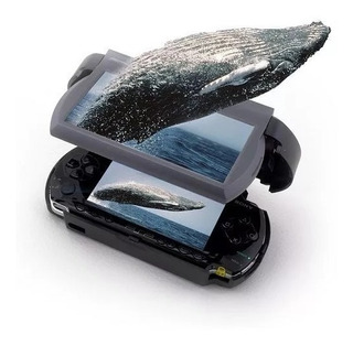 Psp Accesorio Realview V-screen Projector 3d Sin Anteojos