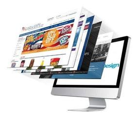 Criação De Sites Profissionais Adiministráveis + Emails