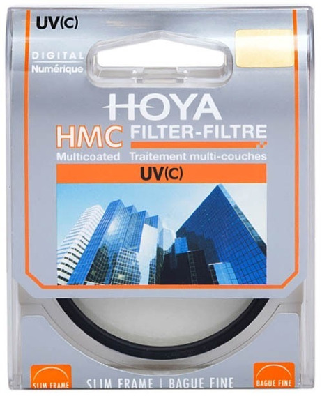 Filtro Uv Hoya 55mm Original