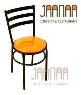 Silla Para Restaurante /bar/cafetería (solera)