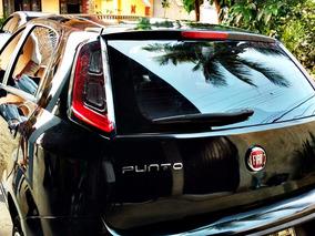 Fiat Punto 1.4 Attractive Flex 5p Semi Novo Completo