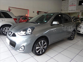 Nissan March Sl 1.6 16v (flex) 2015