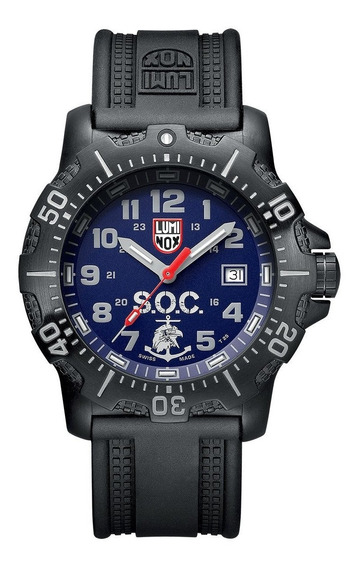 Relógio Luminox Azul Divers Spec Ops Challenge 4223.soc.set