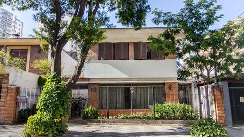 Sobrado Residencial Em São Paulo - Sp - So0001_elso