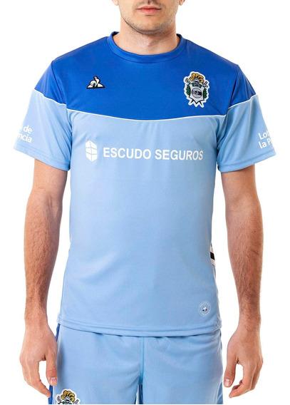 Camiseta Arquero Gimnasia De La Plata Azul Le Coq Sportif