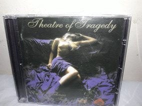 Cd Theatre Of Tragedy Velmet Darkness The Fear