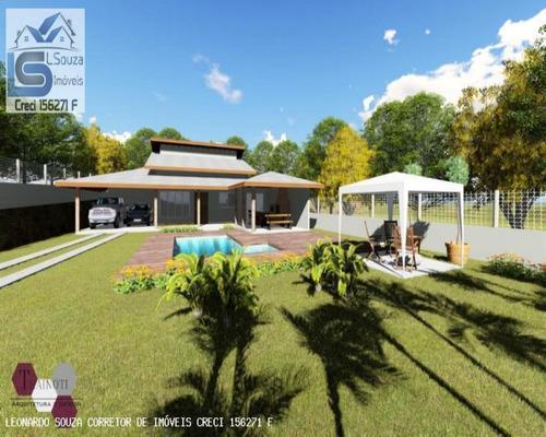 Imagem 1 de 4 de Chácara Para Venda Em Pinhalzinho, Zona Rural, 3 Dormitórios, 1 Suíte, 2 Vagas - 768_2-1186067