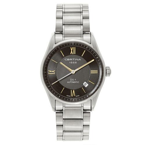 Reloj Automático Para Hombre Certina C006-407-11-088-01