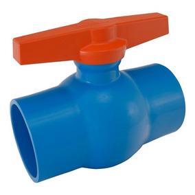 Registro Esfera 100mm Para Tubo Esgoto 100mm Pvc Branco