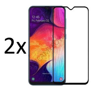 2 Películas 5d Nano Gel Samsung Galaxy A70 A50 A30 A20 A10