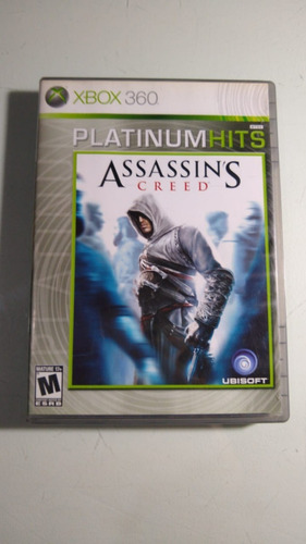 Assassins Creed 1 Xbox 360 Lenny Star Games