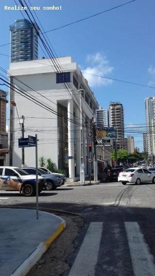 Comercial Para Locação Em Belém, Umarizal, 5 Banheiros - A4493