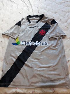 Uniforme Penalty Vasco Da Gama 100 Jogos Fernando Prass