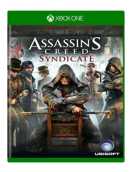 Assassins Creed Syndicate Xbox One Mídia Física