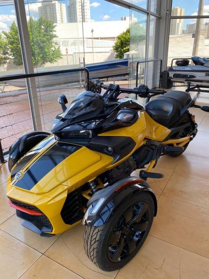 Can Am Spyder F3 S Daytona 500 2017 Zero Em Estoque Posto 6
