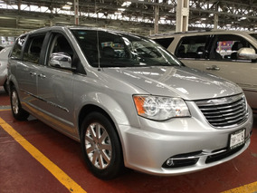 Chrysler Town Country Limited Aut Piel Qc Dvd 2012