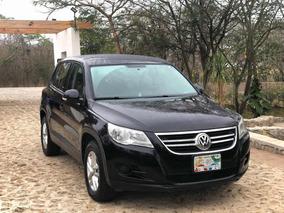 Volkswagen Tiguan 2.0 Nive Tiptronic Climatronic At 2011