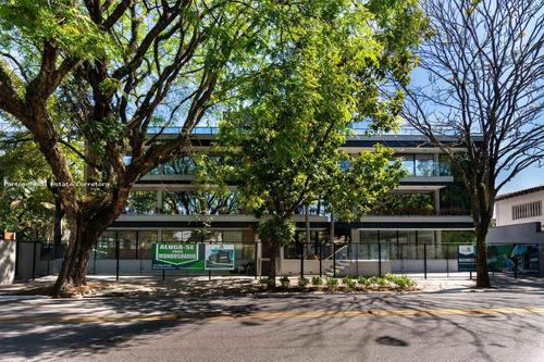 Prédio Comercial Para Locação Em São Paulo, Alto De Pinheiros, 12 Banheiros, 20 Vagas - 3054l_2-1131723