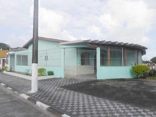Casa Residencial À Venda, Balneário Itaguaí, Mongaguá. - Ca0598 - 33485935