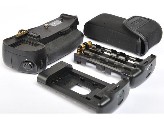 Grip Mbd10 D700 D300s Nikon Original Batery Vertical En-el3e