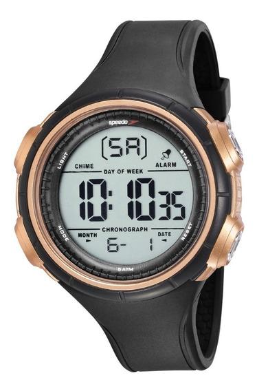 Relógio Speedo Masculino Digital - 81194g0evnp1