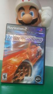 Need For Speed Underground Ps2 (playstation 2)