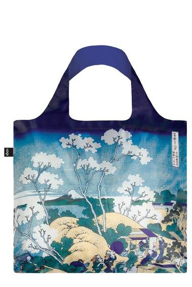 Bolsa Reutilizable En Tela Fuji De Gotenyama