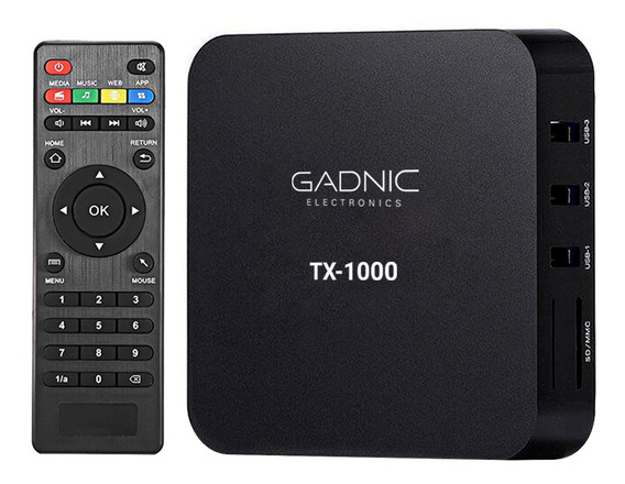 Convertidor De Led A Smart Tv 1080p Tv Box Netflix Series 4k