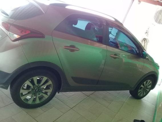 Vendo Hb20x De Garagem Inteiro (carro De Mulher).