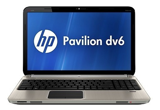 Notebook Hp Dv6 Amd 8gb 500gb Windows 14