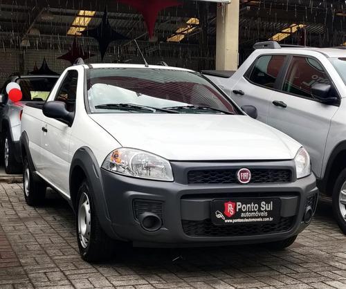 Fiat Strada Working 1.4 Flex Mec
